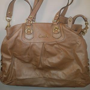 Coach Ashley bag